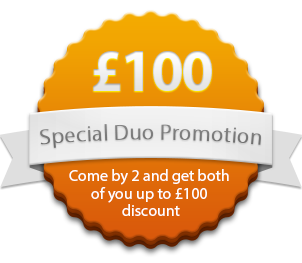 Special duo promotion